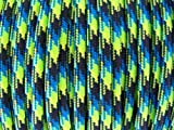 Aquatica 550 Paracord - 100 Feet / 100ft Parachute Cord - Made in the USA