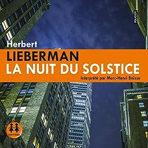 La nuit du solstice Audiobook