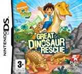 Go Diego Go! Great Dinosaur Rescue (Nintendo DS)