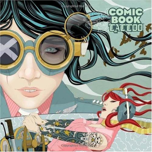 """Comic Book Tattoo Tales Inspired by Tori Amos"" av Pia Guerra"