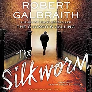 The Silkworm | [Robert Galbraith]