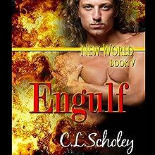 Engulf (       UNABRIDGED) by C.L. Scholey Narrated by Matthew Lloyd Davies