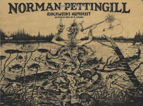 Norman Pettinghill Backwoods Humorist HC