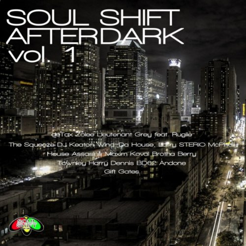 Sale alerts for Soul Shift Music Soul Shift After Dark, Vol. 1 - Covvet