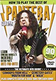 How to Play the Best of Pantera (Guitar World)