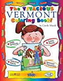img - for The Very Vermont Coloring Book (The Vermont Experience) book / textbook / text book