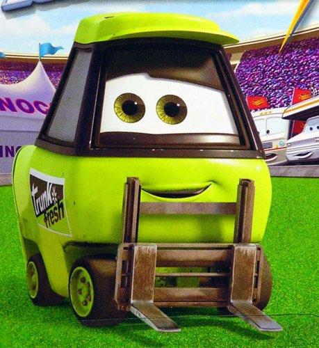 Disney / Pixar CARS Movie 1:55 Die Cast Car Series 4 Race-O-Rama Trunk Fresh ... by Unknown