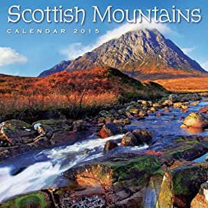 2015 Scottish Mountains - Scotland Calendar