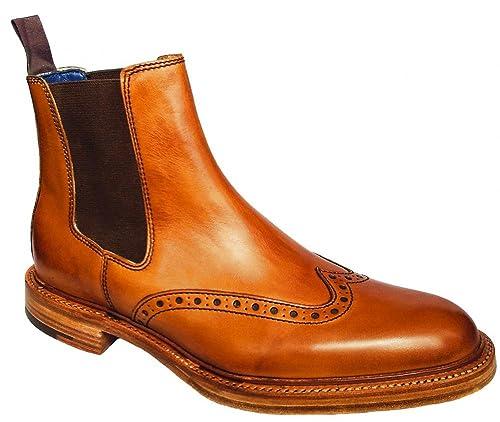 Brogue Boots Office Brogue Chelsea Boot uk 9.5