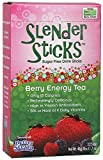 Vita-Squenchers Berry Energy Tea Sugar Free Drink Sticks Now Foods 12 (1.7 oz ea) Sticks