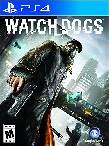 Watch Dogs - PlayStation 4 Standard Edition