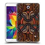 Amazon.co.jpHead Case Designs オーガニックパターン グローブアート ソフトジェルケース Samsung Galaxy Tab 4 8.0