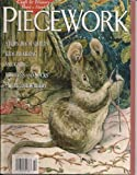 img - for Piecework (September/October 1997, Volume V, Number 5) book / textbook / text book