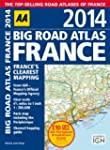 AA Big Road Atlas France 2014 (Intern...