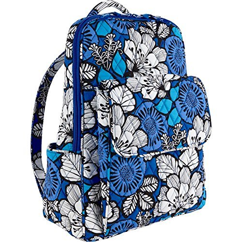 Vera Bradley Ultimate Backpack (Blue Bayou)