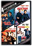 Cover art for  Four Film Favorites: Chris Tucker Collection (Rush Hour / Rush Hour 2 / Rush Hour 3 / Money Talks)