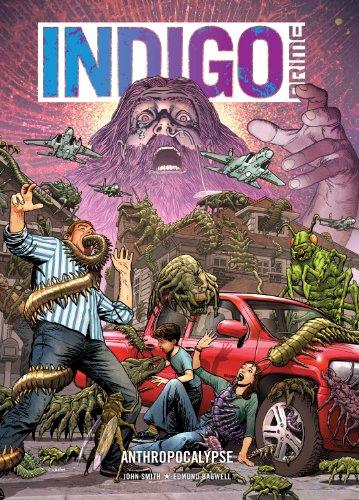Indigo Prime@ Anthropocalypse