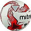 Mitre Impel Training Football - Orange/Black/Yellow, Size 5