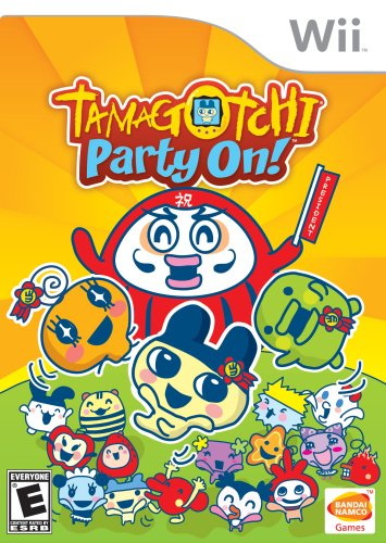 Tamagotchi Party On - Nintendo Wii - 1