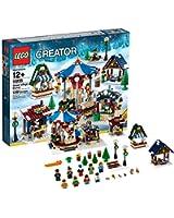 Lego Creator - 10235-Marché D'Hiver