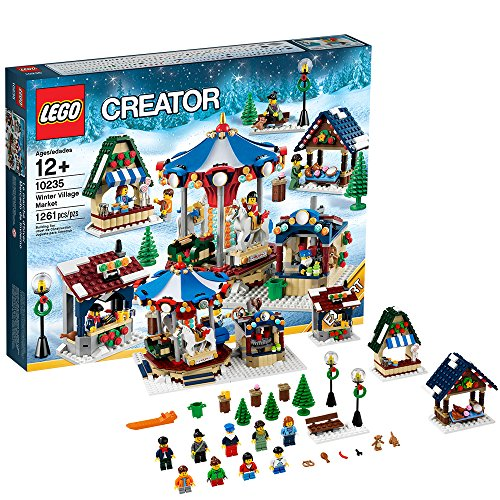 LEGO-Creator-Expert-10235-Winter-Village-Market-Discontinued-by-manufacturer
