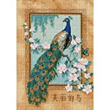 Dimensions Needlecrafts Counted Cross Stitch, Beautiful Bird ~ Dimensions Needlecrafts