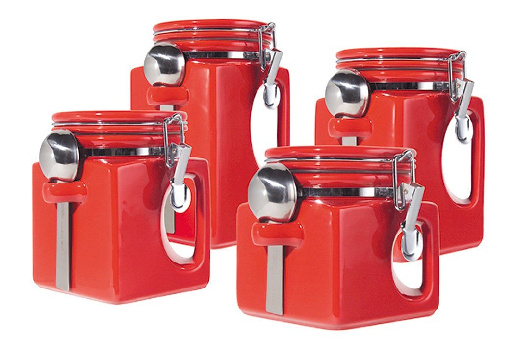 Best Kitchen Storage Containers Gorgeous Canister Sets For - Kitchen storage boxes