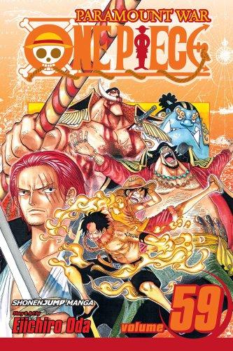ONE PIECE ワンピース コミック59巻 (英語版)