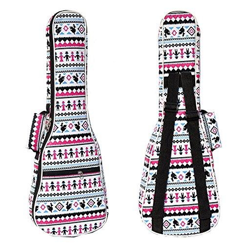 zealuxr-colourful-adjustable-shoulder-strap-10mm-sponge-fill-ukulele-case-bag-uke-case-26-in-bohemia