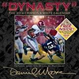 "Daniel A. Moore 2014 Crimson & White ""Dynasty"" Calendar at Amazon.com"