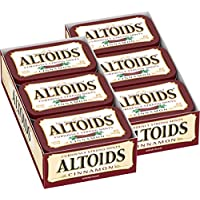 12 Packs Altoids 1.76 ounce Cinnamon Mints