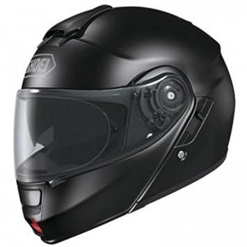 SHOEI - Casque moto modulable NEOTEC UNI - Taille : M - Couleur : Noir [Divers]