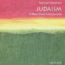 Judaism: A Very Short Introduction Audiobook by Norman Solomon Narrated by Jesse Einstein