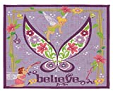 Disney Tinkerbell Fairies Believe Activity Rug Gem Stickers