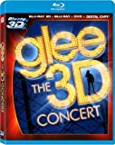 Glee: The 3D Concert [Blu-ray 3D + Blu-ray + DVD + Digital Copy]
