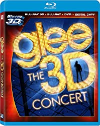 Glee: 3d Concert Movie [Blu-ray]