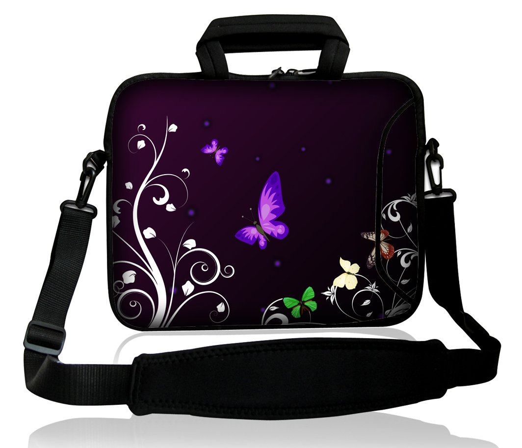 Waterfly® Fashion Purprle Butterfly Pattern Neoprenereviews and more news