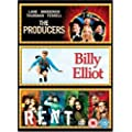 The Producers/Billy Elliott/Rent [DVD]