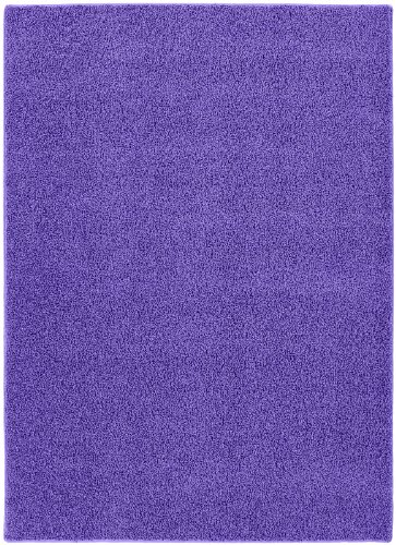 Garland Rug Shazaam Area Rug, 5-Feet By 8-Feet, Purple Vogue front-796227