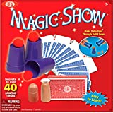 Ideal 40-Trick Magic Show Kit