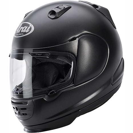 Nouveau ARAI REBEL solide moto casque en noir Matt