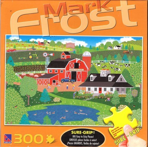 Mark Frost Apple Pond Farm Puzzle - 1
