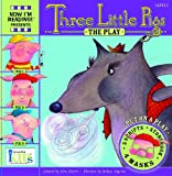 NIR! Plays: Three Little Pigs - Level 1 (Now I'm Reading! Plays: Level 1)