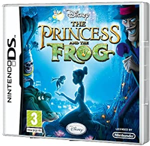 The Princess And The Frog Nintendo Ds by Disney Interactive