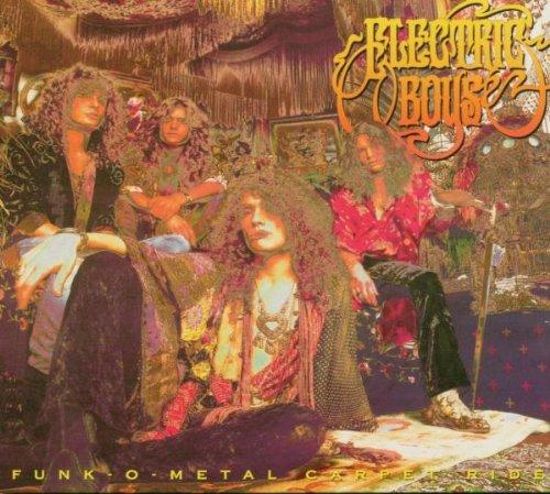 Funk O Metal Carpet Ride