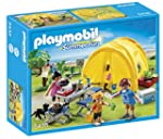 Playmobil Summer Fun 5435 Family Camp...