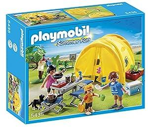 Playmobil - Tienda de campaña familiar (5435)