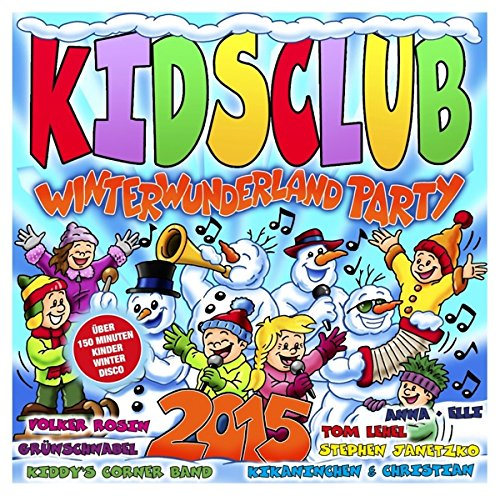 VA-Kids Club Winterwunderland Party-DE-2CD-FLAC-2015-NBFLAC Download
