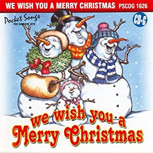 Karaoke CDG - We Wish You a Merry Christmas (Karaoke CDG) - Amazon.com Music