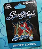 Authentic Disney Pin LE SPECTROMAGIC Spectro Magic Ariel Little Mermaid Piece of History SOLD OUT! HTF WDW Exclusive